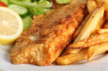 Photo of Fish and Chips plate